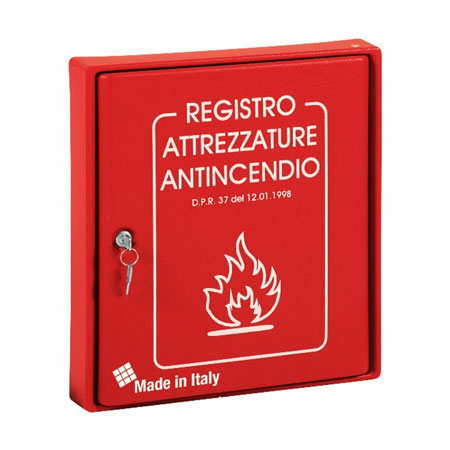 registro attrezzature antincendio